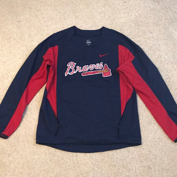 02046d806e713 Navy and red Atlanta Braves pullover. M_5a95d02584b5ce41b2410923